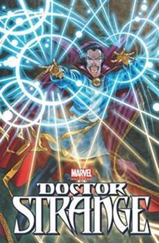 Paperback Marvel Universe Doctor Strange Book