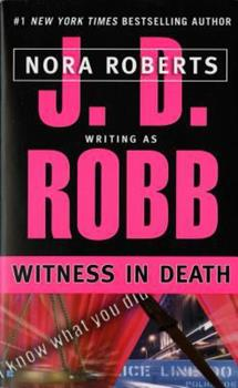 Witness in Death 0425173631 Book Cover