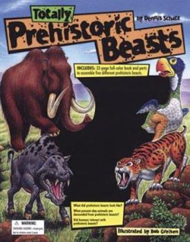 Hardcover Totally Prehistoric Beasts Book