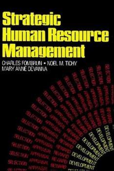 Hardcover Strategic Human Resource Management Book