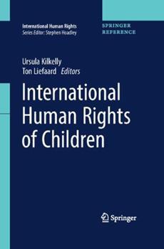 Paperback International Human Rights of Children Book