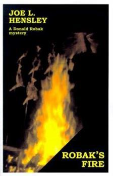 Robak's Fire 0385233590 Book Cover