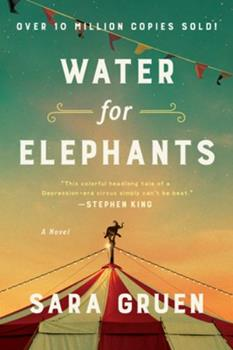 Paperback Water for Elephants : A Novel Book