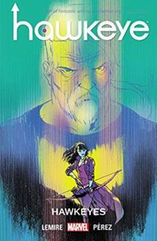 Paperback Hawkeye, Volume 6: Hawkeyes Book