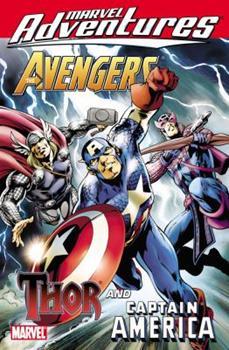 Marvel Adventures Avengers: Thor & Captain America - Book  of the Marvel Adventures