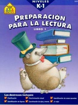 Pamphlet Preparaction para la lectura (Reading Readiness Spanish) Book