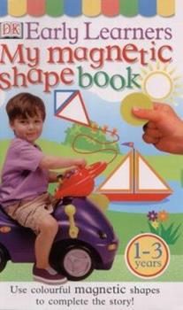 Board book Magnetic Shape Book (Early Learners) Book