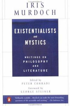 Existentialists and Mystics 0140264922 Book Cover