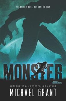 Monster 0062467859 Book Cover