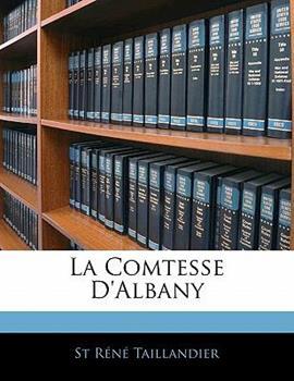 Paperback La Comtesse D'Albany Book