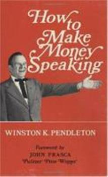 Hardcover How To Make Money Speaking Book