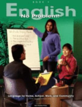 Paperback English No Problem! Book 1 Book