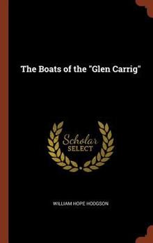"The Boats of the ""Glen Carrig"" 0345021452 Book Cover"