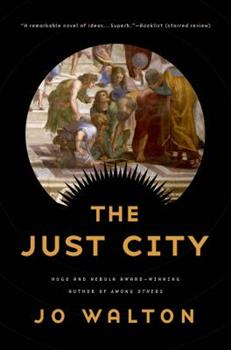 The Just City 0765332663 Book Cover