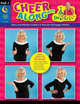 Cheer Along with Dr. Jean 1606891294 Book Cover