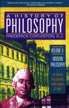 A History of Philosophy 5: Hobbes to Hume 0385016344 Book Cover