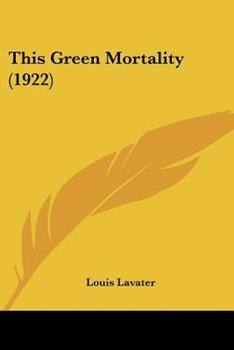 Paperback This Green Mortality Book