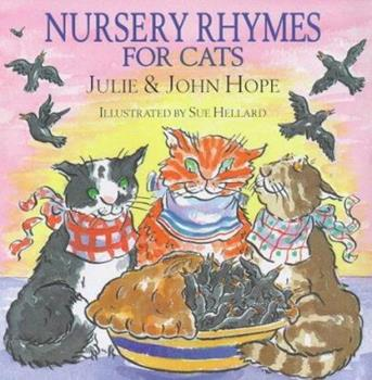 Nursery Rhymes for Cats 0553507206 Book Cover