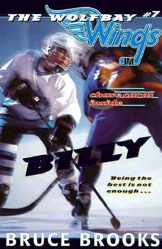 Billy (The Wolfbay Wings , No 7) 0064407071 Book Cover
