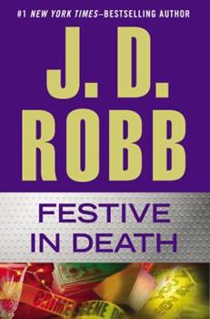 Hardcover Festive in Death Book