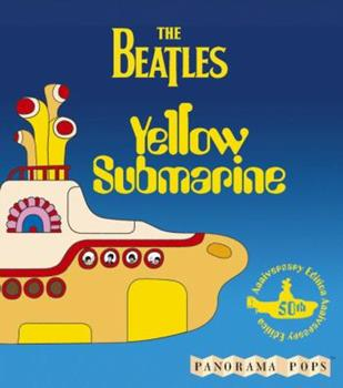 Yellow Submarine: A Panorama Pop 1536201464 Book Cover
