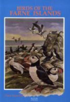 Paperback Birds of the Farne Islands Book