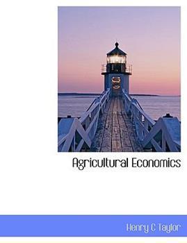 Paperback Agricultural Economics Book