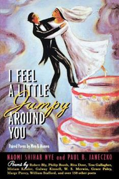 I Feel a Little Jumpy Around You : A Book of Her Poems & His Poems Collected in Pairs 0689805187 Book Cover