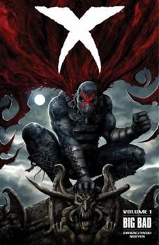 X Volume 1: Big Bad - Book  of the Dark Horse Heroes