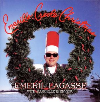 Emeril's Creole Christmas 0688146910 Book Cover