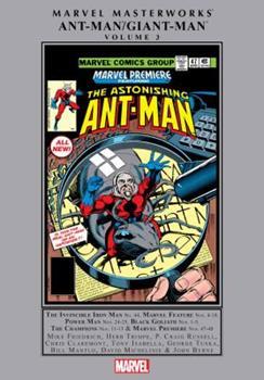 Marvel Masterworks: Ant-Man/Giant-Man, Vol. 3 - Book #261 of the Marvel Masterworks