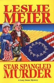 Hardcover Star Spangled Murder Book