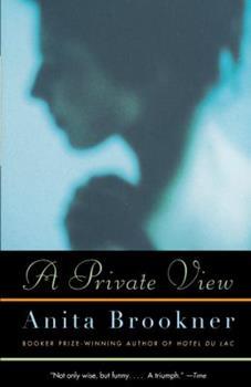 A Private View 0679754431 Book Cover