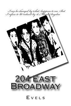 Paperback 204 East Broadway Book