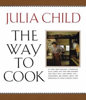 Paperback The Way to Cook : A Cookbook Book