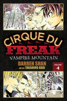Cirque du Freak, Volume 4: Vampire Mountain - Book #4 of the Cirque Du Freak: The Manga