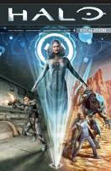 Halo: Escalation Volume 4 - Book  of the Halo Graphic Novels