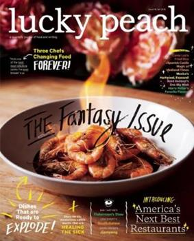 Lucky Peach Issue 16 1941235069 Book Cover