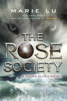 Hardcover The Rose Society Book