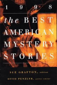 The Best American Mystery Stories 1998 - Book  of the Best American Mystery Stories