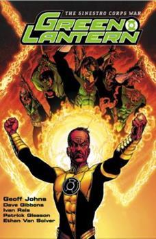 Green Lantern, Volume 4: The Sinestro Corps War, Volume 1 - Book  of the Green Lantern #Hal Jordan vol. 2