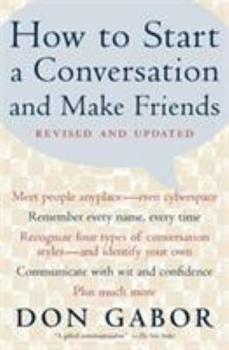 Paperback How To Start A Conversation And Make Friends Book