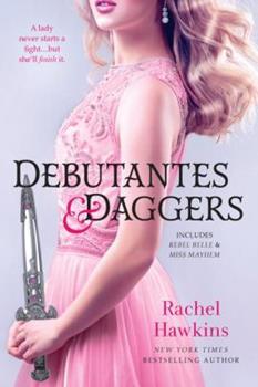 Rebel Belle / Miss Mayhem 0451478681 Book Cover