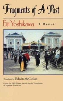 Paperback Fragments of a Past: A Memoir Book