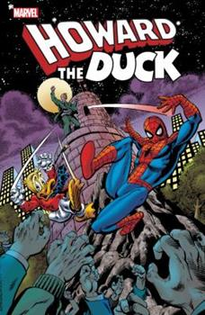 Howard the Duck: The Complete Collection Vol. 4 - Book #96 of the Marvel Team-Up 1972