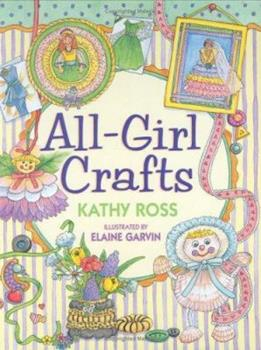 Paperback All-Girl Crafts Book