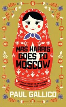Mrs. Harris Goes to Moscow 0440059054 Book Cover