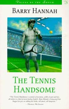 The Tennis Handsome 039452876X Book Cover