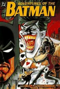 The Adventures of the Batman 156731077X Book Cover