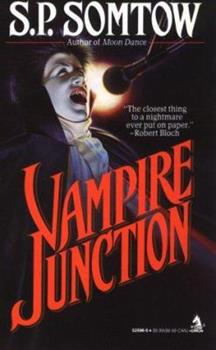 Vampire Junction 0812525965 Book Cover